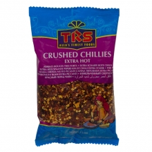 TRS - Extra scharfe rote Chilies - grob - crushed - 100g