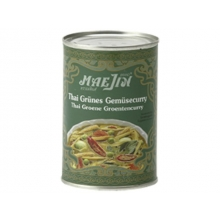 Thai Gemüse in grünem Curry 410g - MaeJin