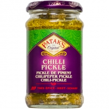 Patak's - Chili Pickle - scharf - 283g