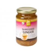 Fiji shredded ginger - Eingelegter Ingwer in Zuckersirup 450g