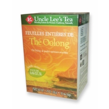 Uncle Lee´s Tea - Oolong Tea 36g - Beutel