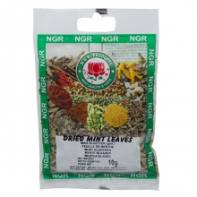 NGR - Dried Mint Leaves - getrocknete Minzblätter - 10g