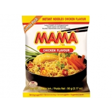 Mama - Instant Nudelsuppe mit Chicken / Huhn Aroma - Jumbo Pack - 90g