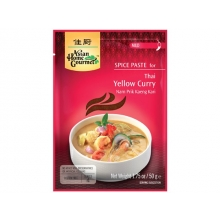 Asian Home Gourmet - Thai Yellow Curry - Nam Prik Kaeng Kari - 50g