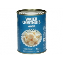 Spring Happiness - Wasserkastanien - ganz - water chestnuts whole - 304 g