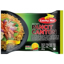 Lucky Me - Gebratene Instant Nudeln - Chili Mansi - 60g