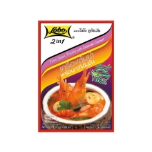 Lobo - Tom Yum Suppenpaste mit Kokoscreme - 100 g