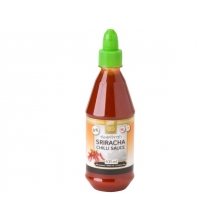 Golden Turtle Brand - Sriracha Chilisauce - 435 ml
