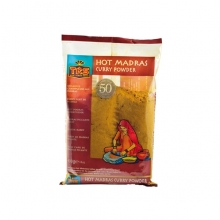 TRS - HOT Madras Curry Powder / Scharfes Currypulver aus Madras - 400g