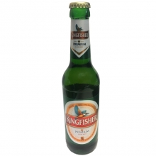 Kingfisher - Premium - indisches Lagerbier - 0,33l - 4,8% Vol.