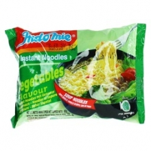 Indomie - Instant Nudelsuppe - Vegetable Flavour - 75 g