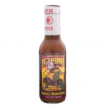 Iguana -- Smoky Chipotle Pepper Sauce -- Hot Sauce -- 148ml --  (4)