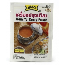 Lobo - Nam Ya Curry Paste - Namya thailändische Curry Paste - 60 g