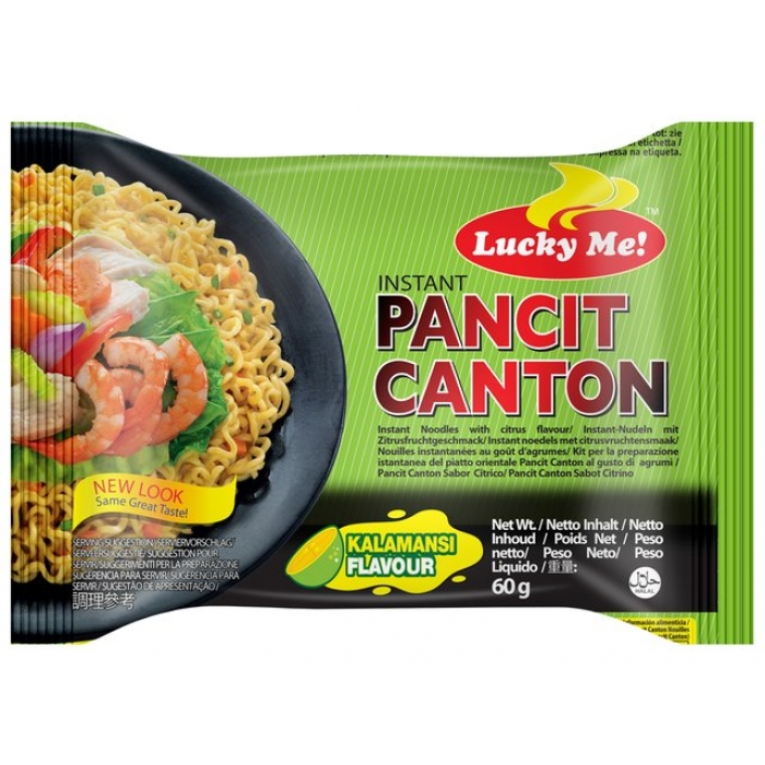 Gebratene Instant - Nudeln - Chow Mein with Calamansi - 60g