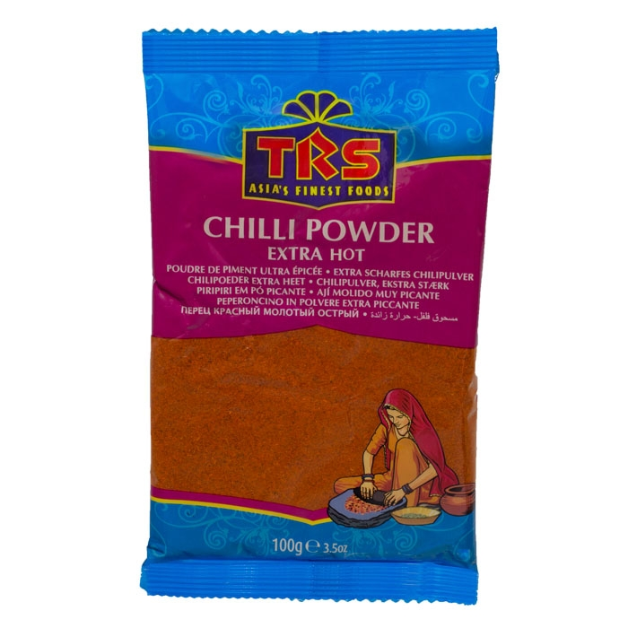 Chili Pulver *extra scharf* - Chili Powder TRS 100g