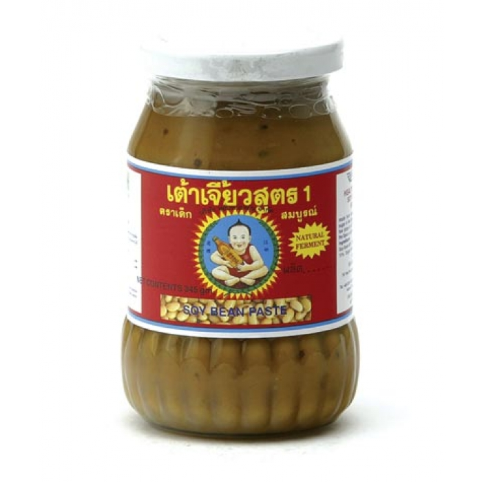 Healthy Boy - Sojapaste - Sojabohnen Paste - 245 g