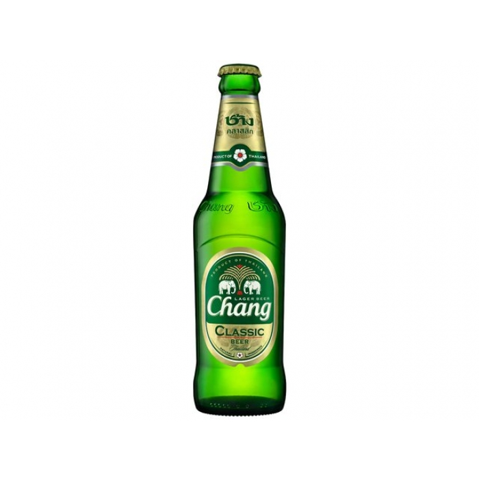 Chang Bier - 640ml - 5% vol. - bei asiafoodland.de