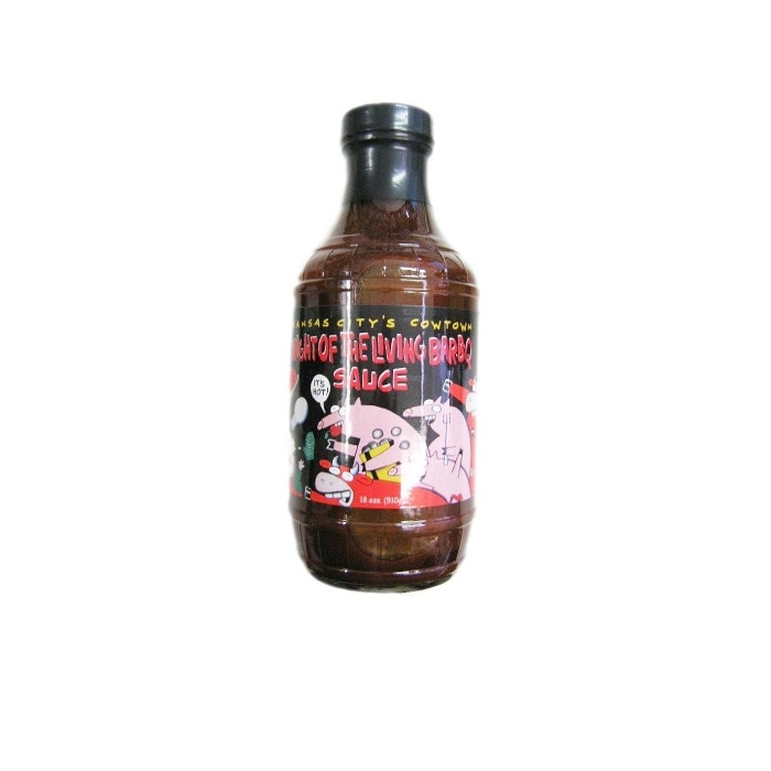Night of the Living Barbeque Sauce 480ml