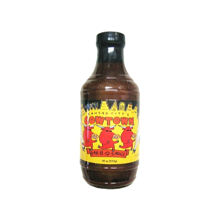 Kansas City's Cowtown Barbeque Sauce 480ml