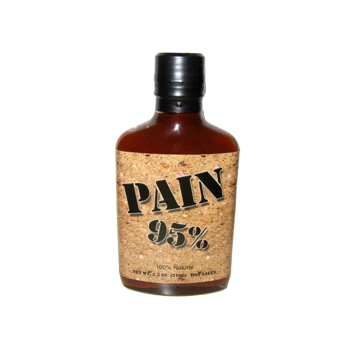 Pain 95% Hot Sauce 200ml