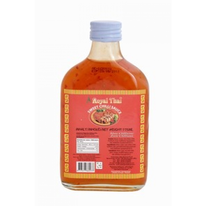 S��e Chili Sauce f�r Huhn-sweet chili for chicken - Royal Thai - 175ml