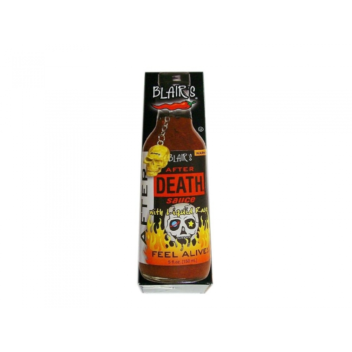 Blair's After Death Sauce -- 150ml -- Schärfegrad 8