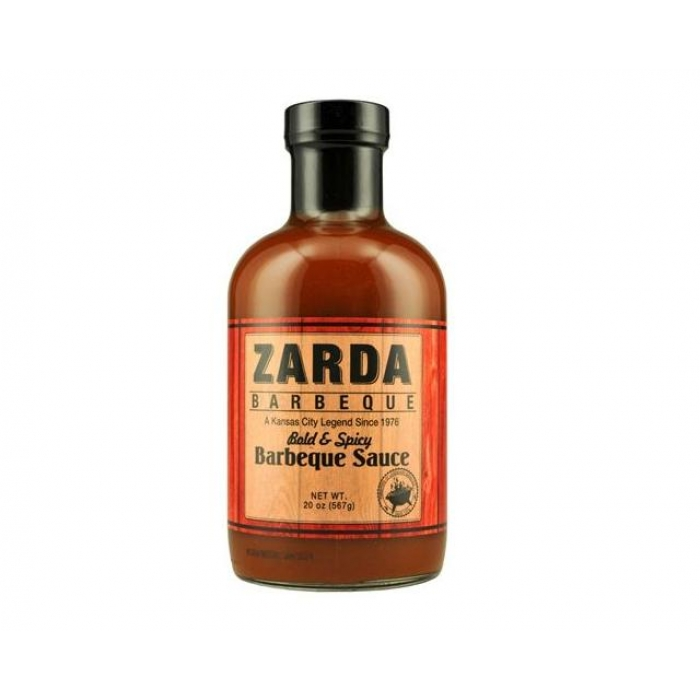 Zarda Bold & Spicy Barbeque Sauce 480ml