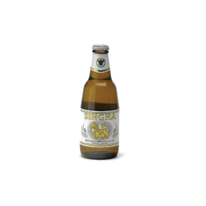 Singha Bier 330ml - 5% vol.