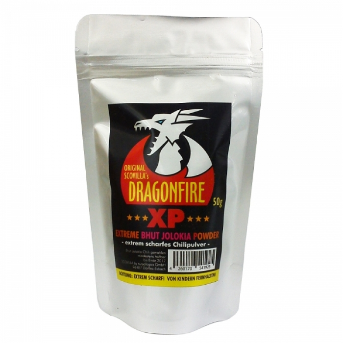 Dragonfire XP Extreme Powder - 50g