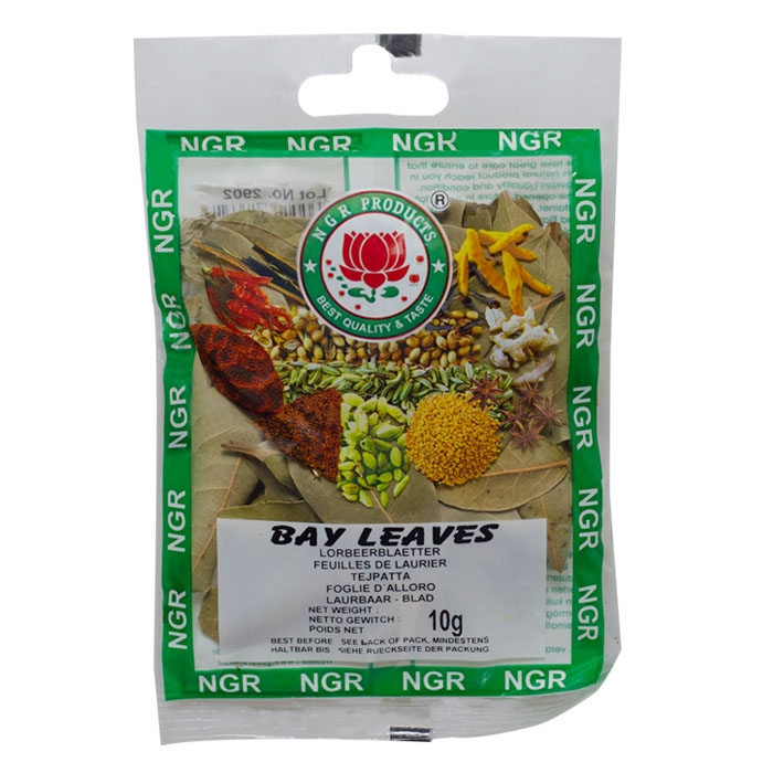 NGR - Bay Leaves - Lorbeerblätter - 10g