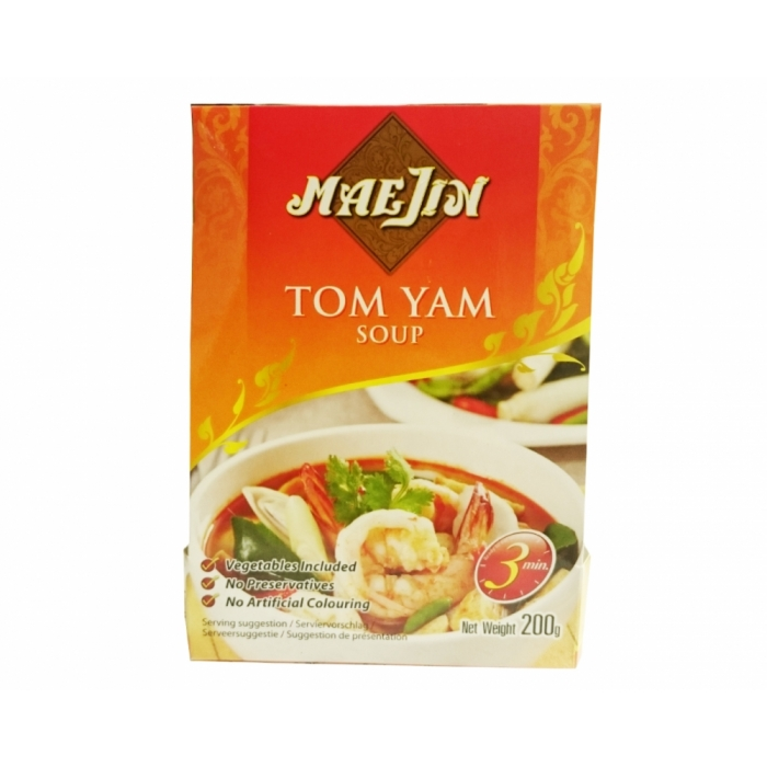 Maejin - Thai Tom Yam Suppe - 200g