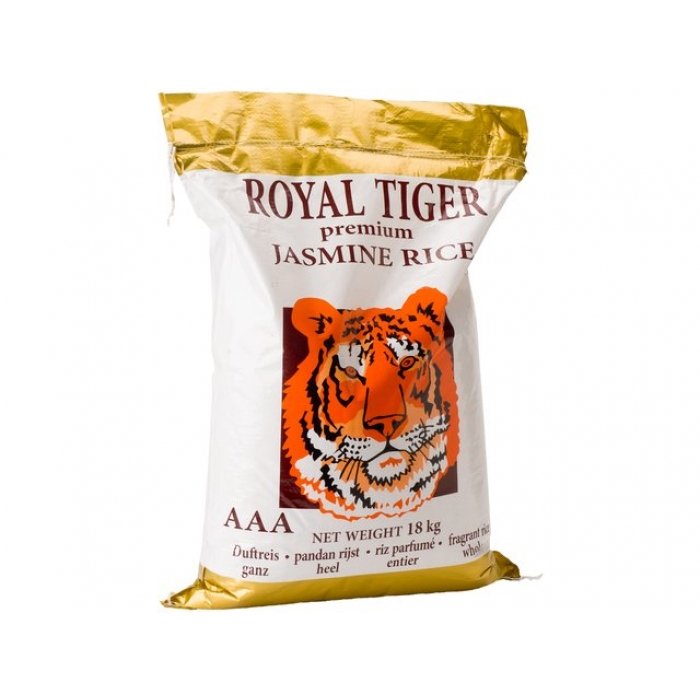 Jasminreis 18 KG - Royal Tiger