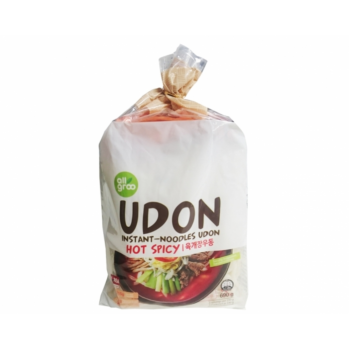 Udon - Hot & Spicy - Rindfleisch - 690g
