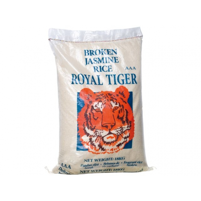 Royal Tiger - Jasminreis Bruch - 18 kg