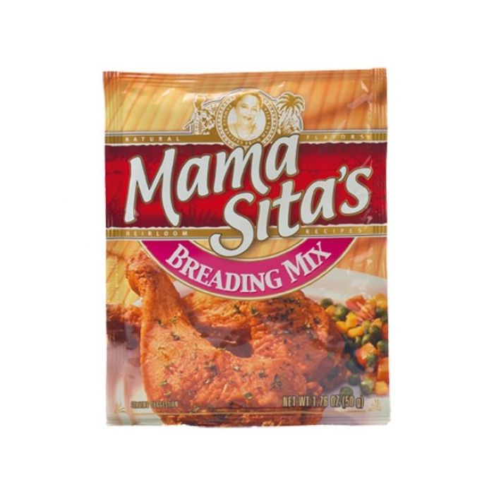 Breading Mix Chapelure - Mama Sita's - 50 gr