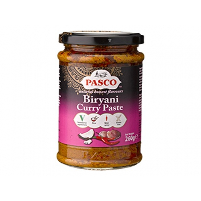Pasco - Biryani Curry Paste- 260 g