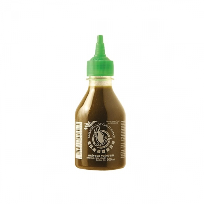 Flying Goose - grüne Sriracha Chilisauce - 200 ml