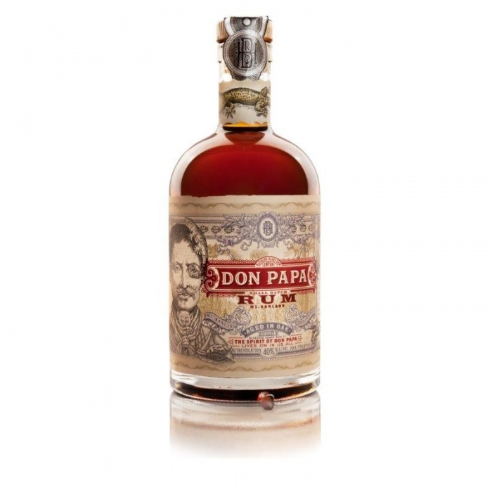 Don Papa - Premium Rum von den Philippinen - 40% Vol. - 700 ml