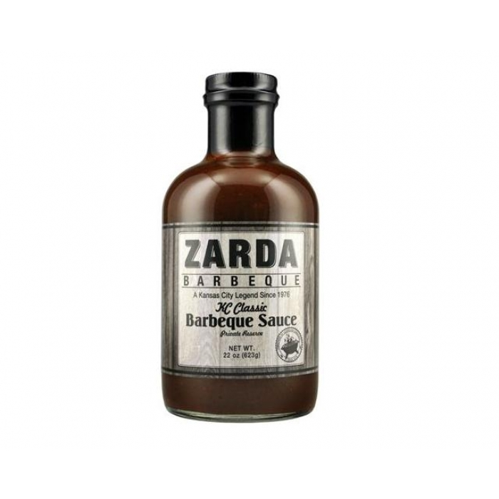 Zarda KC Classic Barbeque Sauce 480ml