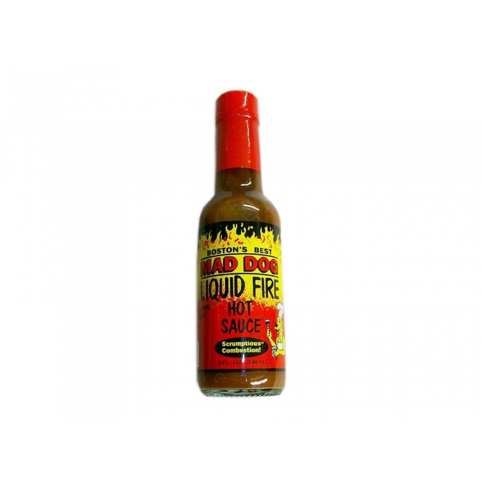 Mad Dog -- Liquid Fire -- 148ml -- Schärfegrad 8
