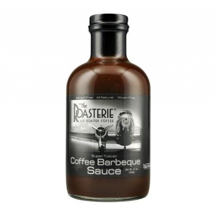 Coffee Barbeque Sauce 480ml