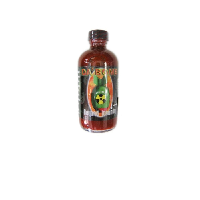 Da'Bomb Beyond Insanity 119.700 Scoville 120ml