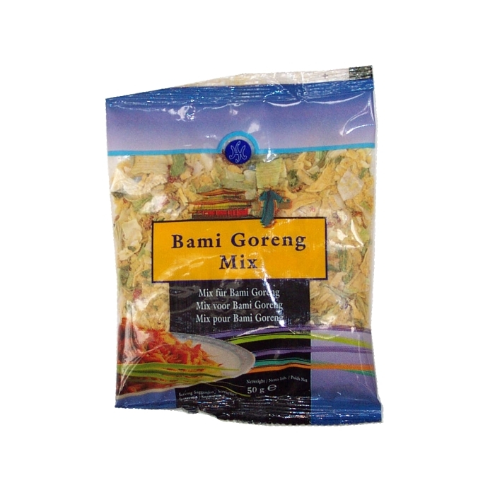 Golden Turtle Brand - Bami Goreng Mix - 50 g