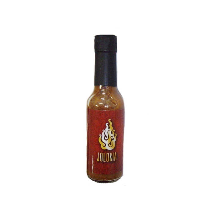 Jolokia - CaJohns 10th Anniversary Hot Sauce 148ml