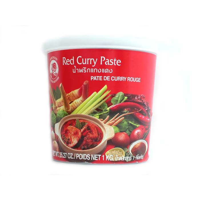 Cock - Thai Currypaste rot  - 400g