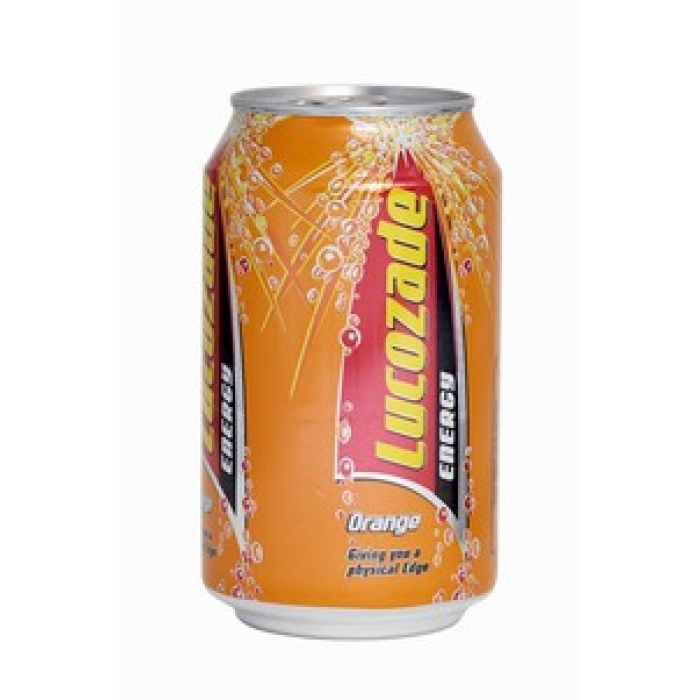 LUCOZADE - Energy Drink Orange 330ml