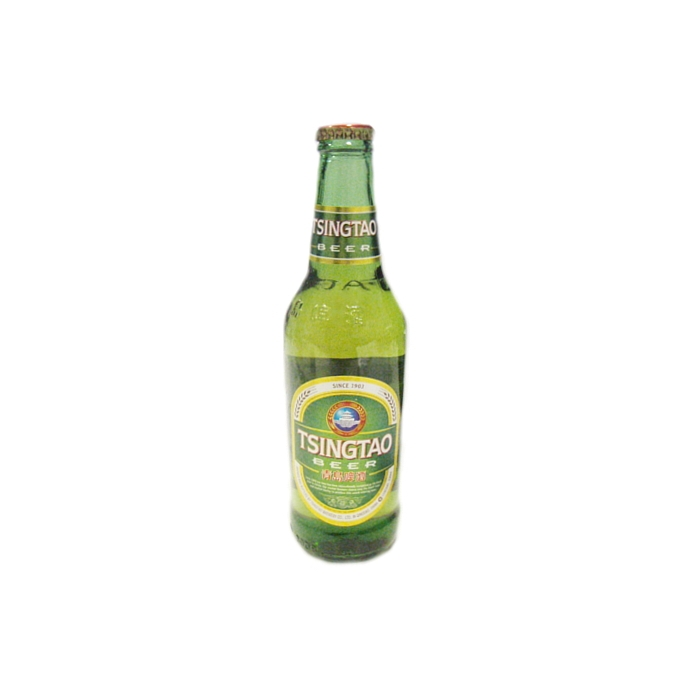 Tsingtao Bier 330ml - 4,7% vol.