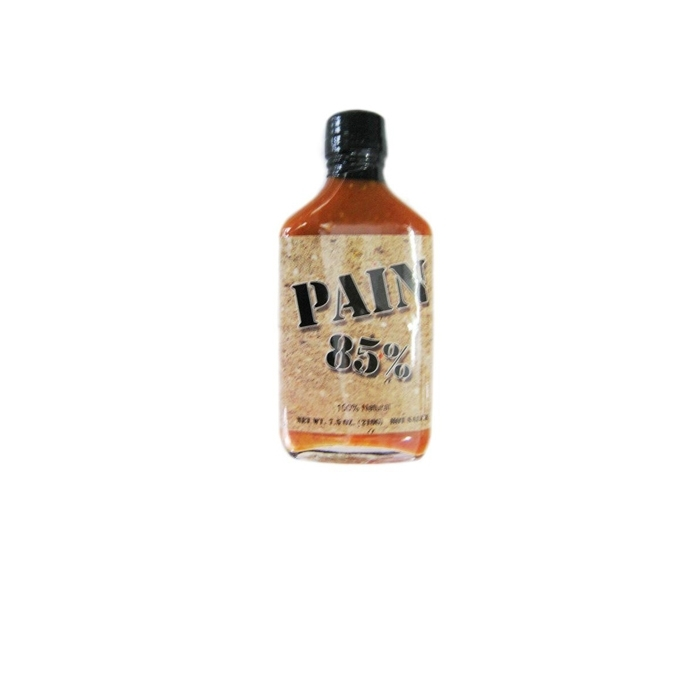 Pain 85% Hot Sauce 200ml