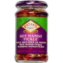 Mango Pickle extra scharf Patak´s 283g