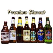 Premium Bierset - Alle Sorten! - im Sparpaket - 7 Stück